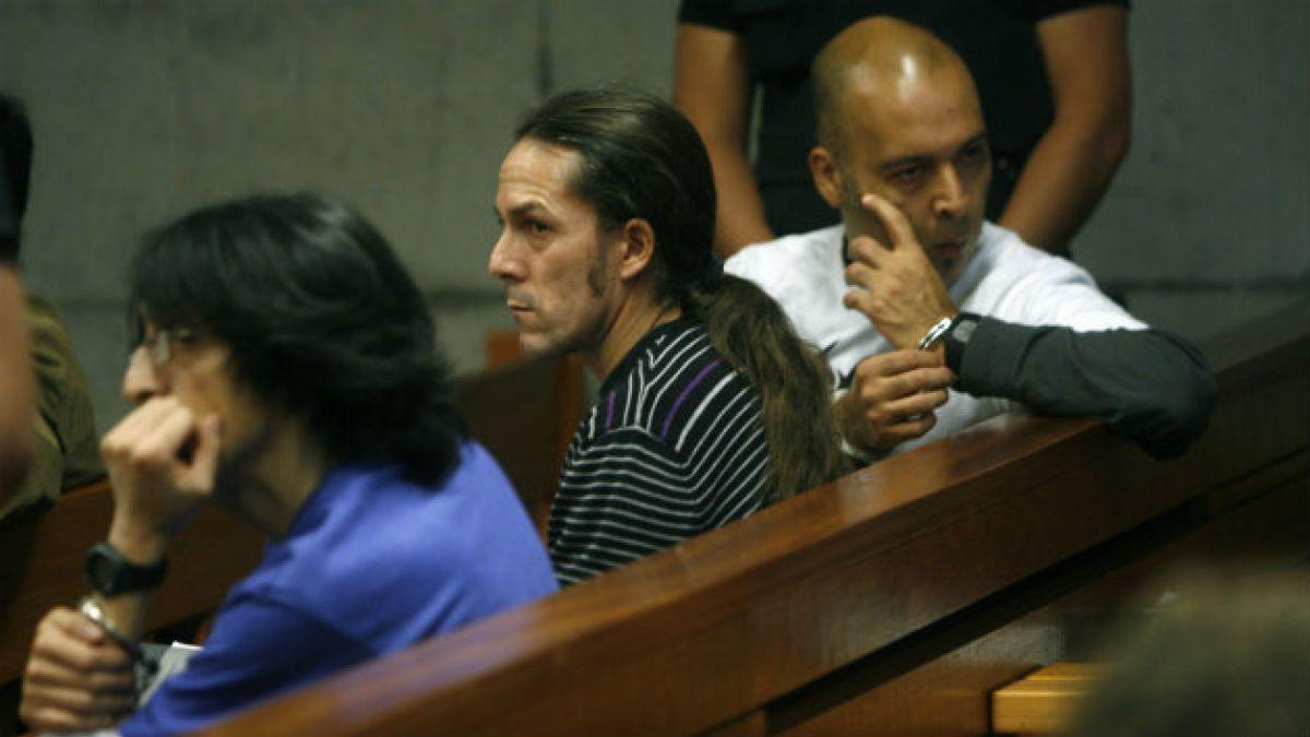 Frustran intento de fuga de Juan Aliste Vega en audiencia por asesinato de cabo Moyano