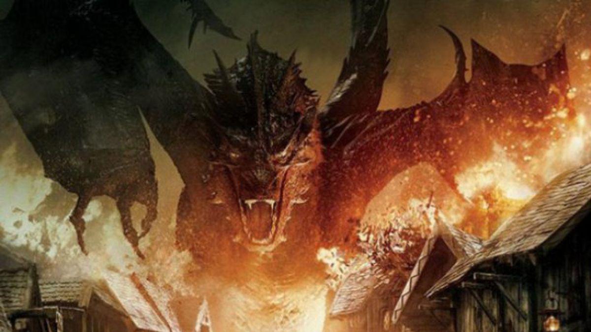Así es el póster de la nueva saga de El Hobbit