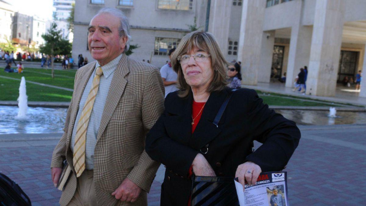 Madre de Matute Johns exige que la investigación continúe sin jueces de Concepción
