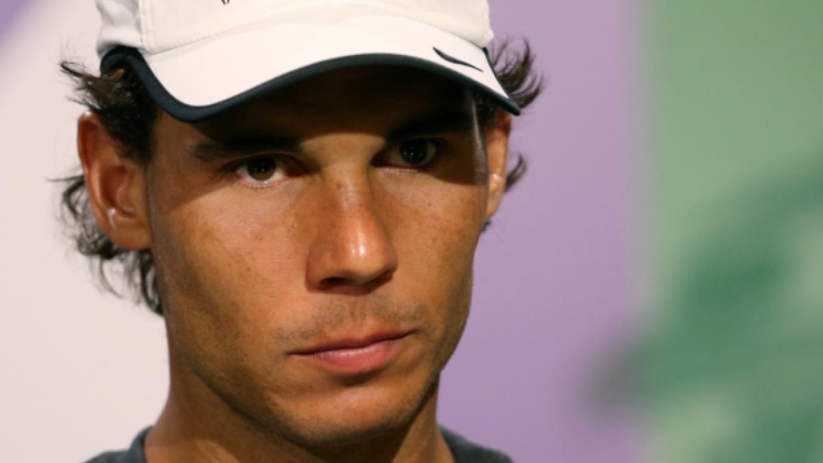 Nadal espera resultado de exámenes médicos para definir su participación en el US Open