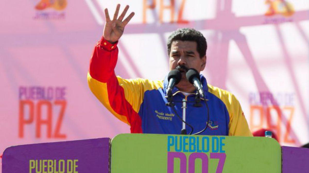 Venezuela: Nicolás Maduro anunció orden de captura contra líder opositor