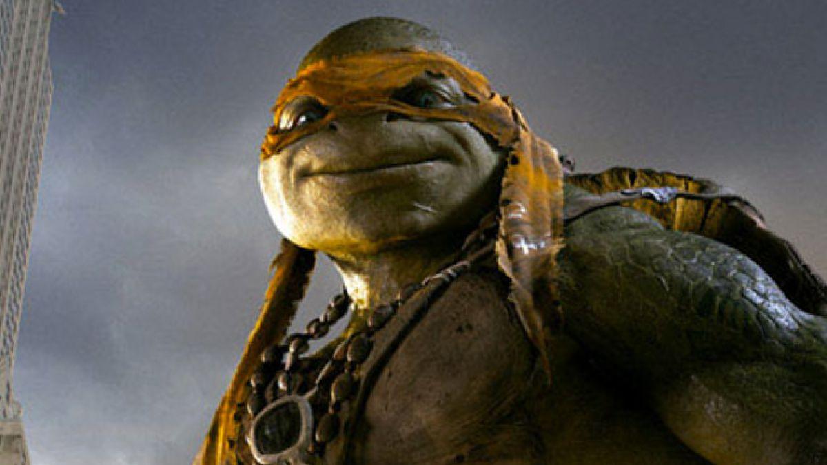 Revelan tres posters de película de Las Tortugas Ninjas gracias a votación de fanáticos