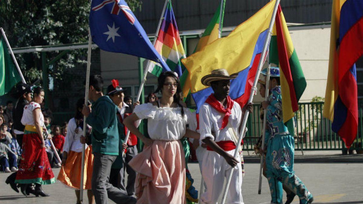 China, España y Haití. El nuevo origen de los inmigrantes en Chile