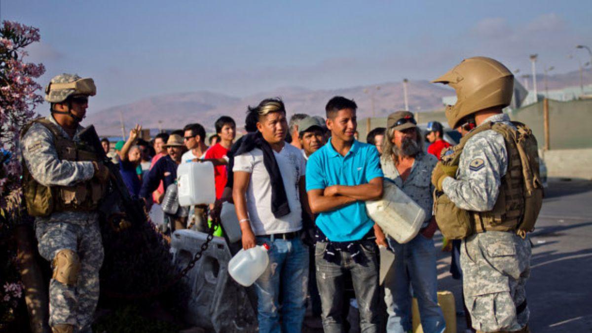 Minuto a Minuto: Serie de réplicas genera temor entre habitantes del norte de Chile