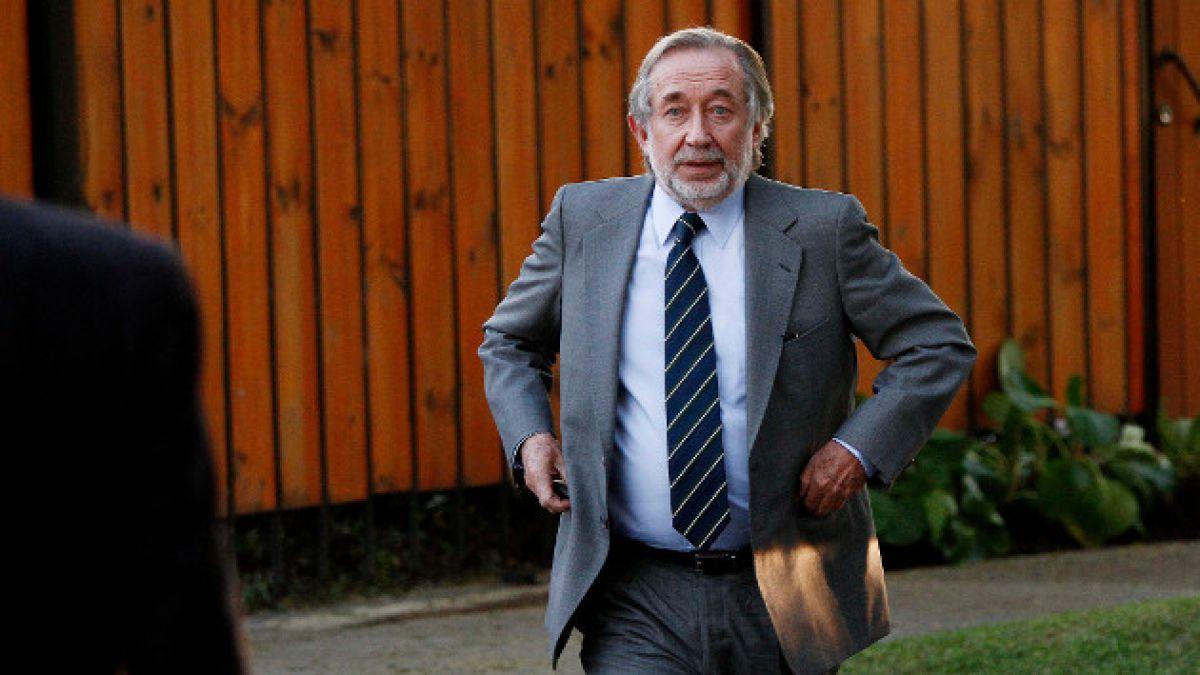 Caso Penta: PDI también habría investigado oficinas de Jovino Novoa