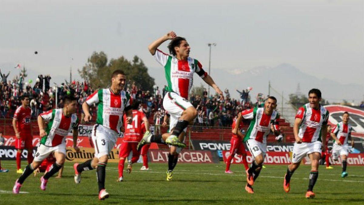 Palestino decepciona y empata 2-2 ante Ñublense en La Cisterna