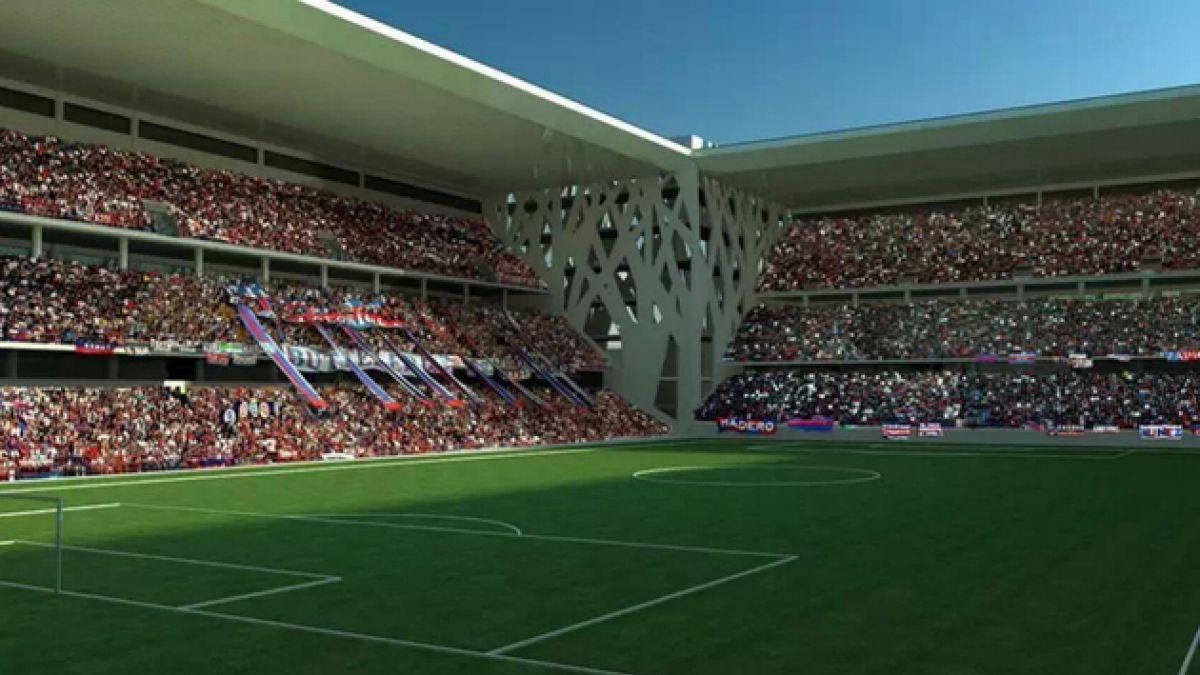 Nuevo estadio de San Lorenzo se llamará Papa Francisco