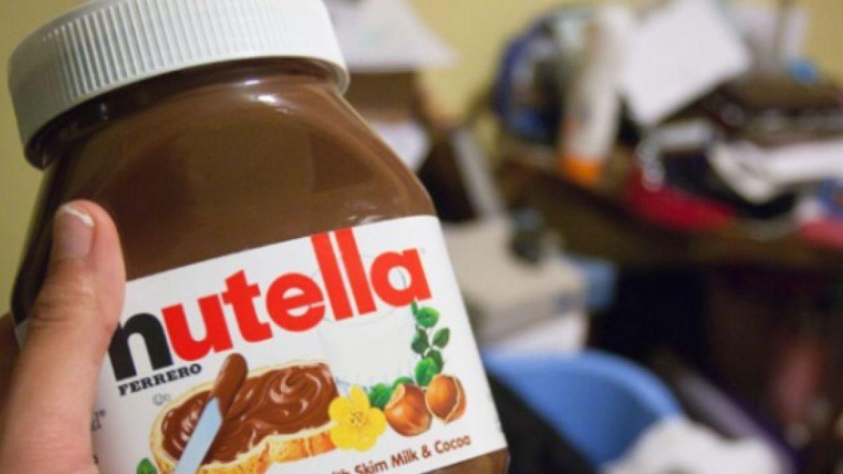 La Nutella está en peligro por escasez de avellanas