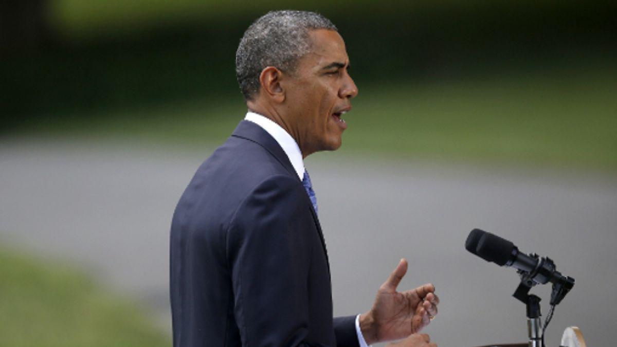 Obama y crisis en Irak: No enviaremos tropas de nuevo