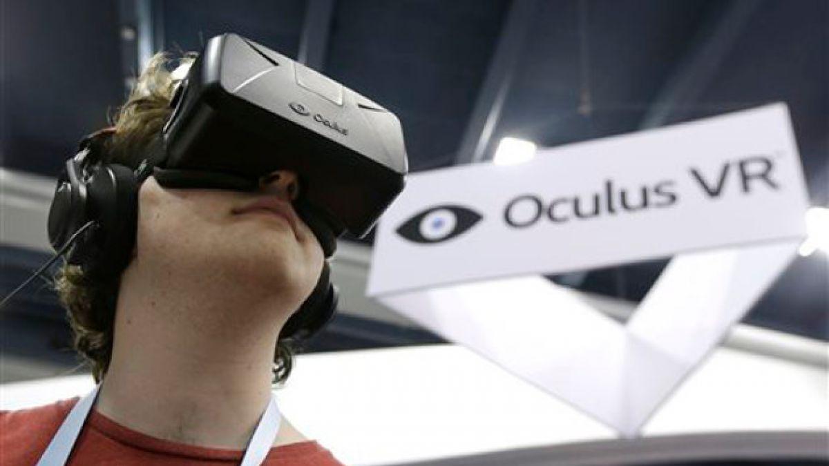 Facebook concreta compra de Oculus VR por US$2 mil millones