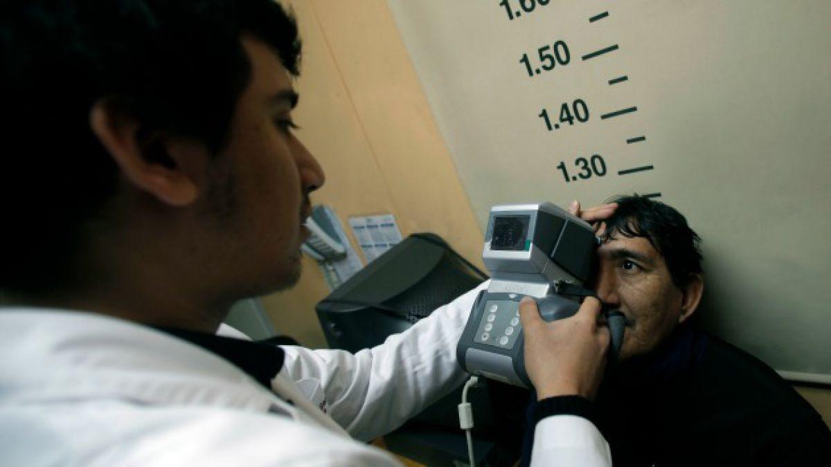 Ocho mil pacientes recibirán en forma gratuita medicamentos para el tratamiento de glaucoma