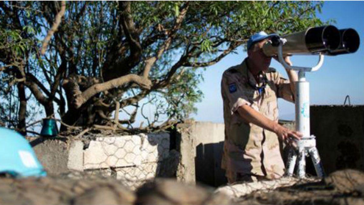 La ONU denuncia que un grupo armado secuestró a 43 cascos azules en Siria