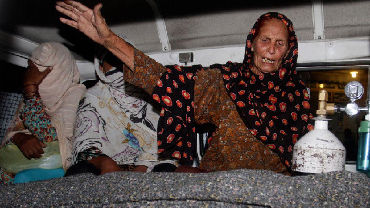 Mujer paquistaní fue apedreada hasta la muerte por su propia familia