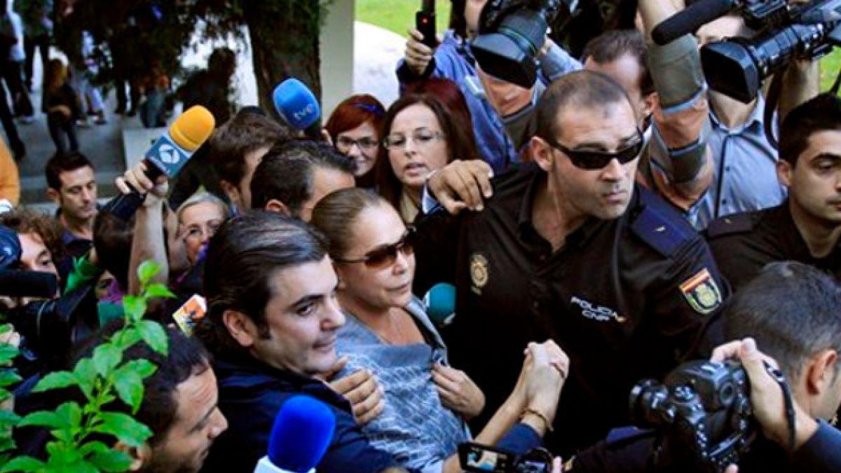 Tribunal confirma condena de dos años de cárcel para cantante Isabel Pantoja