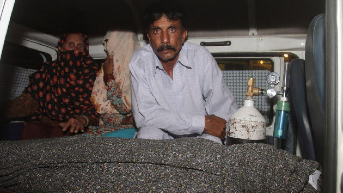 Esposo de paquistaní golpeada hasta la muerte habría matado a su primera mujer
