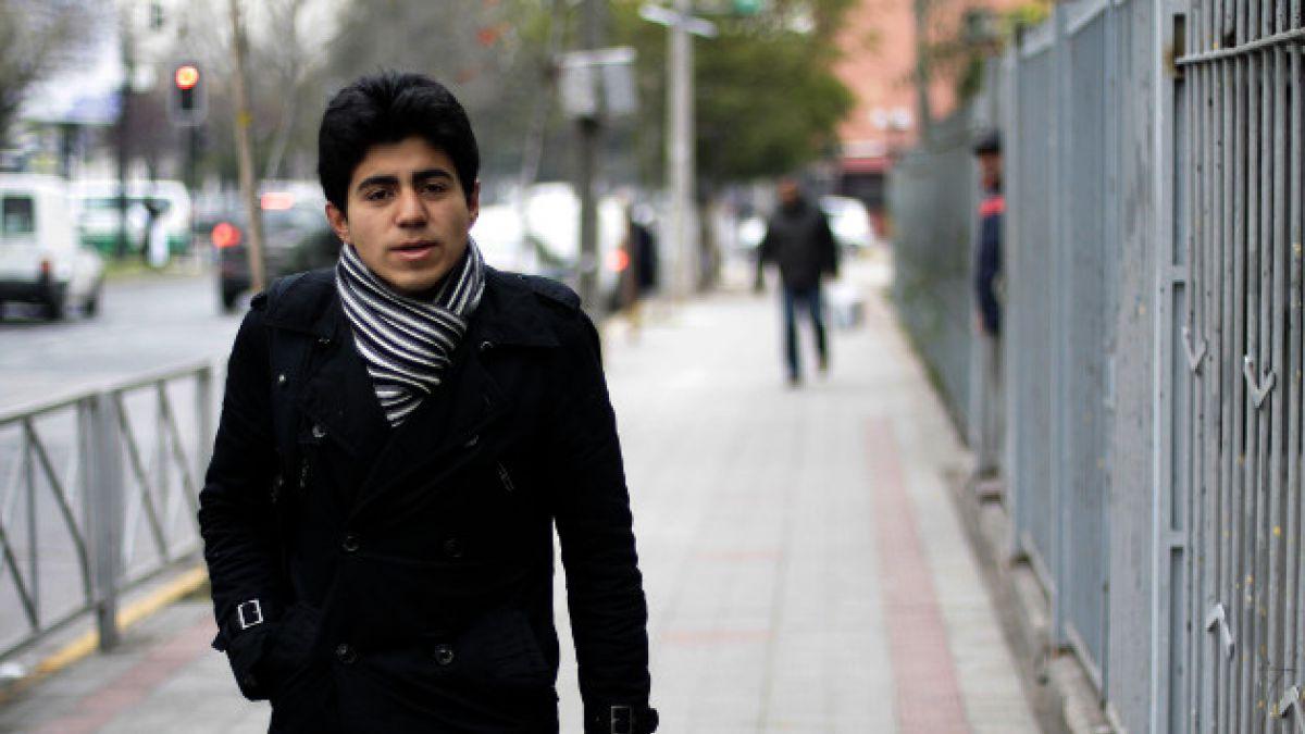 Moisés Paredes deja vocería estudiantil para unirse a Fundación Iguales