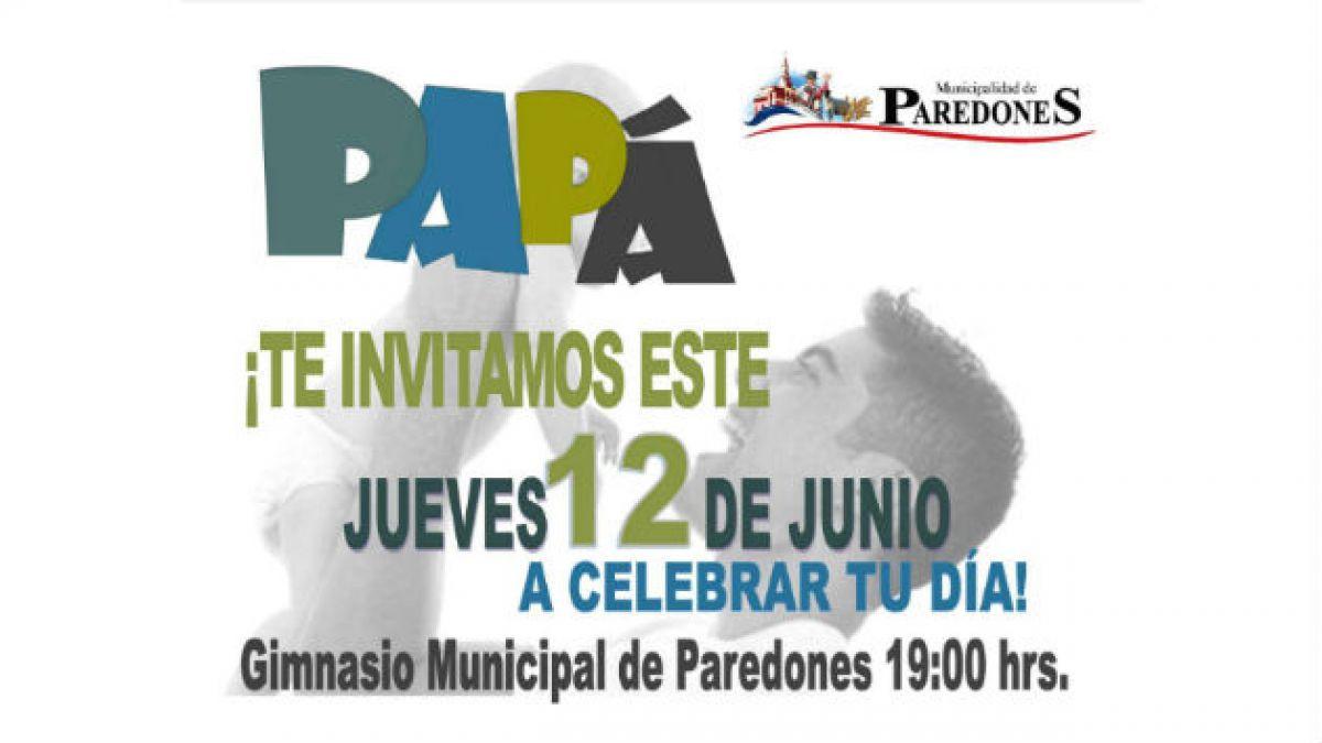 Municipalidad de Paredones licita show de strippers para Día del Padre