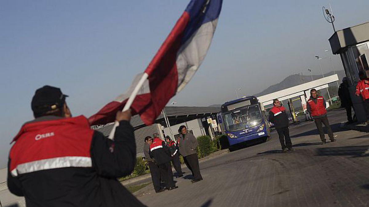 Fin de paro de Subus: Transantiago mantiene reforzamiento de servicios 200 mientras se normalizan fr