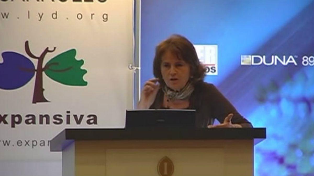 """Patricia Matte: """"Ha faltado más voz de la Alianza en temas centrales de la reforma educacional"""""""
