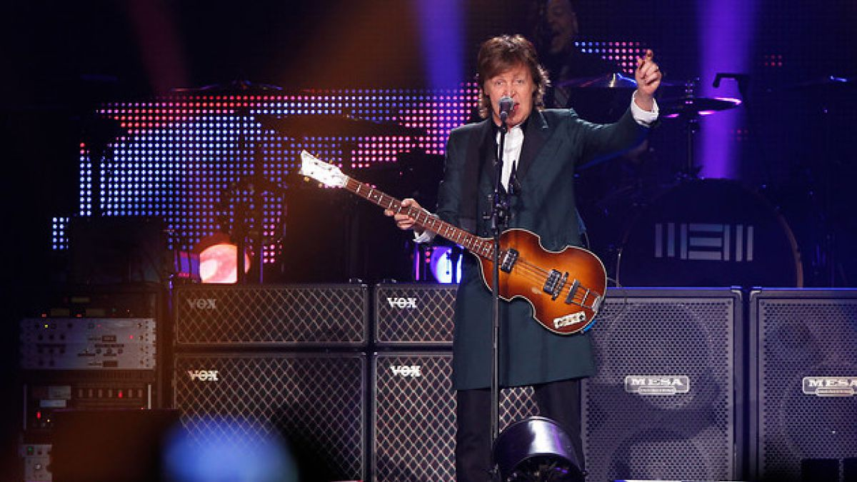 Paul McCartney pospone conciertos en EE.UU. por virus