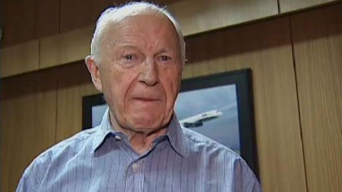 A los 80 años falleció el empresario Jürgen Paulmann, fundador de Sky Airlines