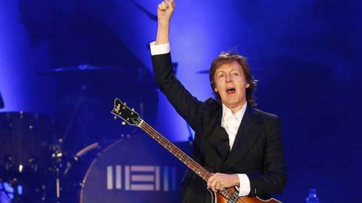 "Paul McCartney llega a ""Piratas del Caribe"""