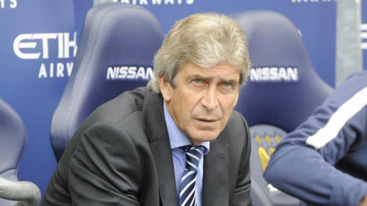 Manchester City de Manuel Pellegrini pierde liderato de la liga inglesa tras caer ante Stoke City