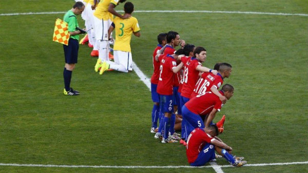 Así se vivió en Twitter el dramático resultado que dejó a Chile fuera del Mundial