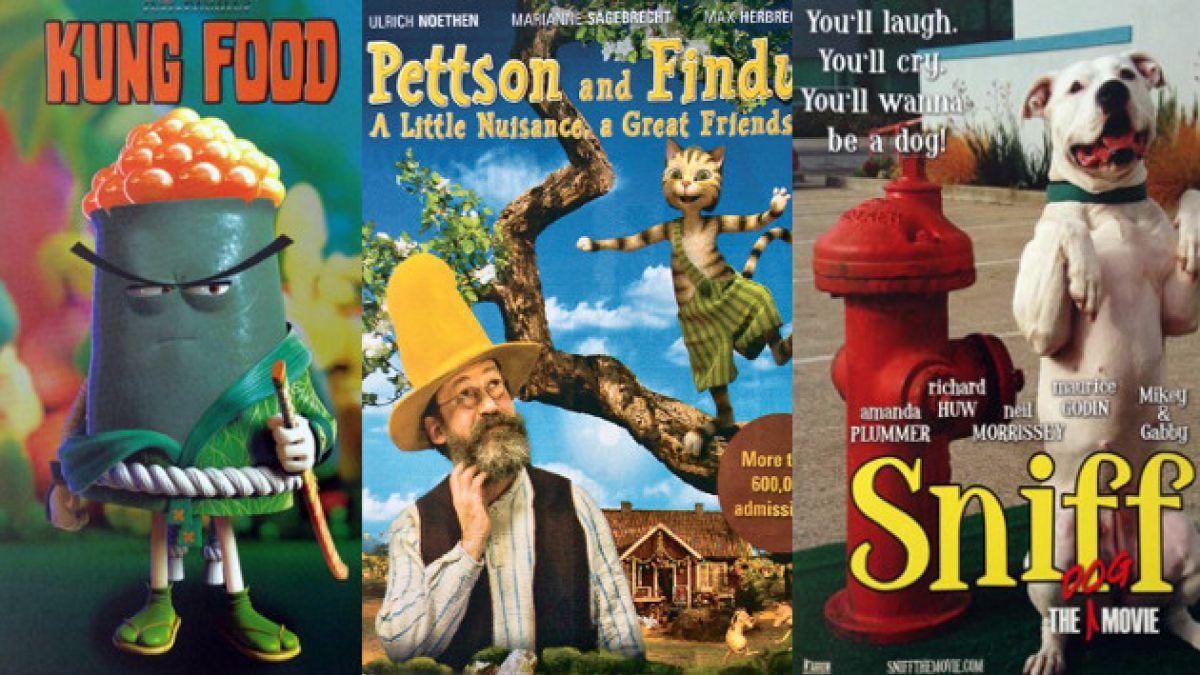 Las 8 peores películas exhibidas en Cannes