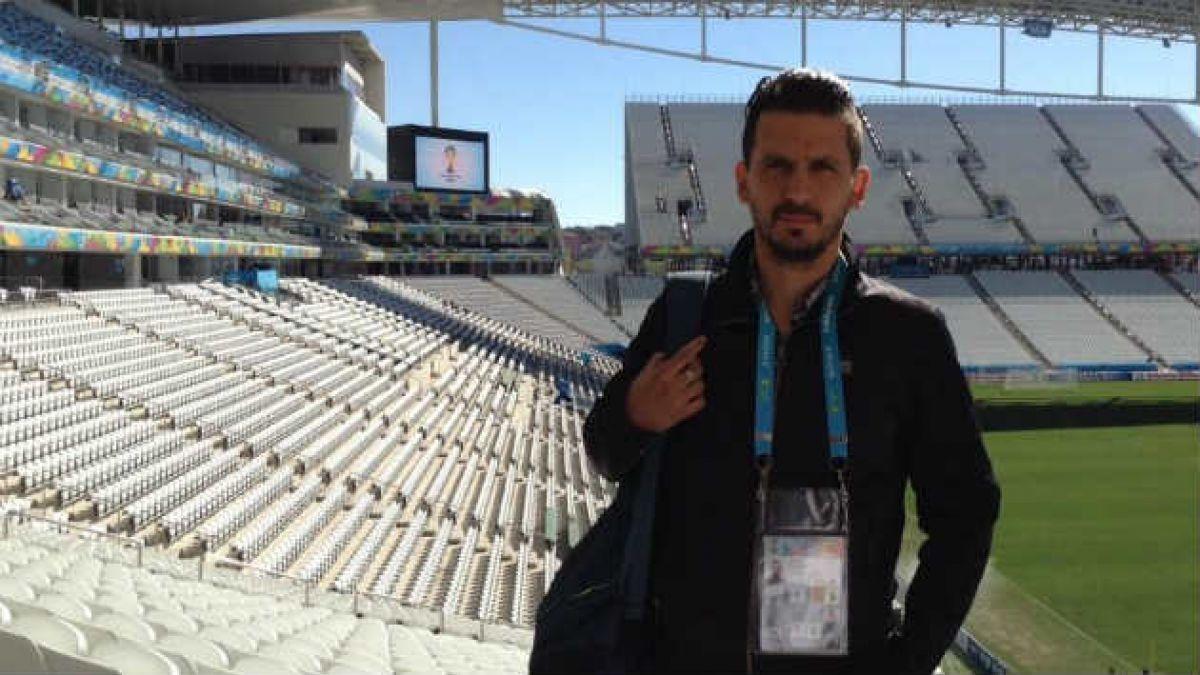 La descuidada intervención de Simeone en tragedia de periodista argentino