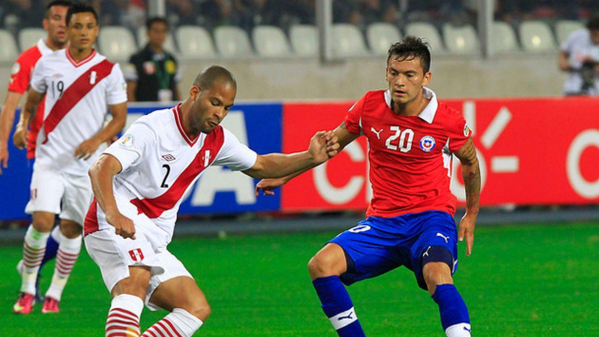Perú entregó nómina completa para duelo amistoso contra Chile