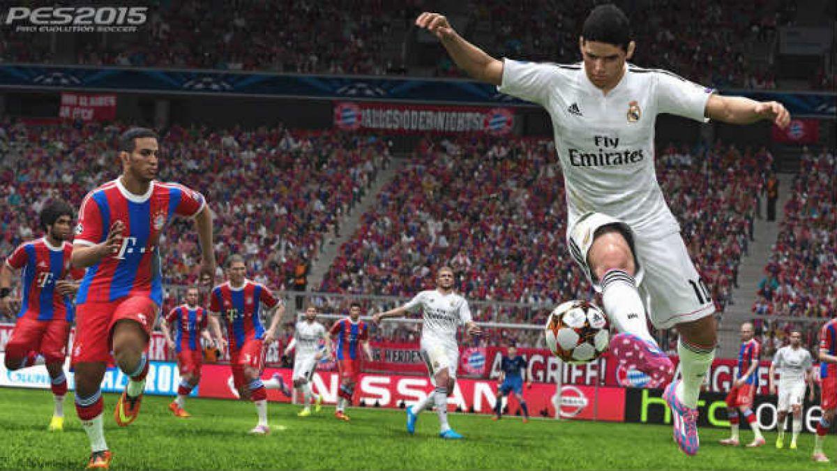 PES 2015 anuncia retraso de demo pero libera videos del juego