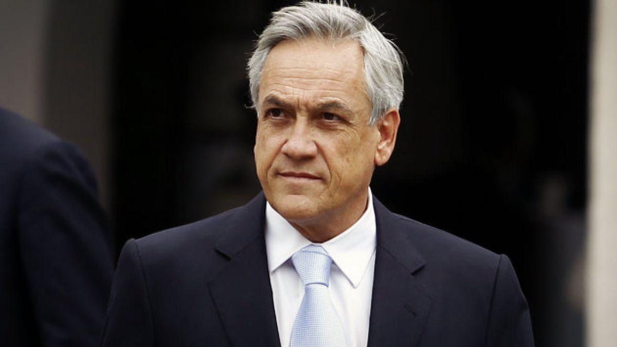 Ex presidente Piñera: Debemos combatir el terrorismo y narcotráfico con férrea unidad y total firme