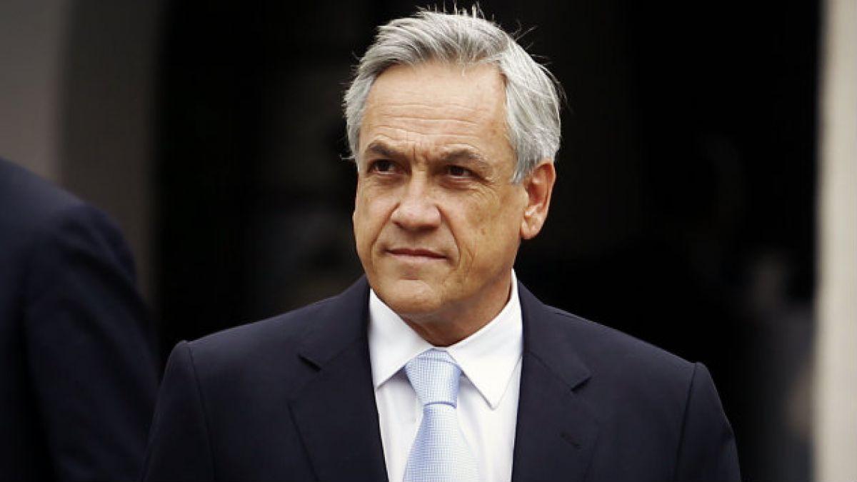 ¿Por qué el ex presidente Sebastián Piñera no habla?