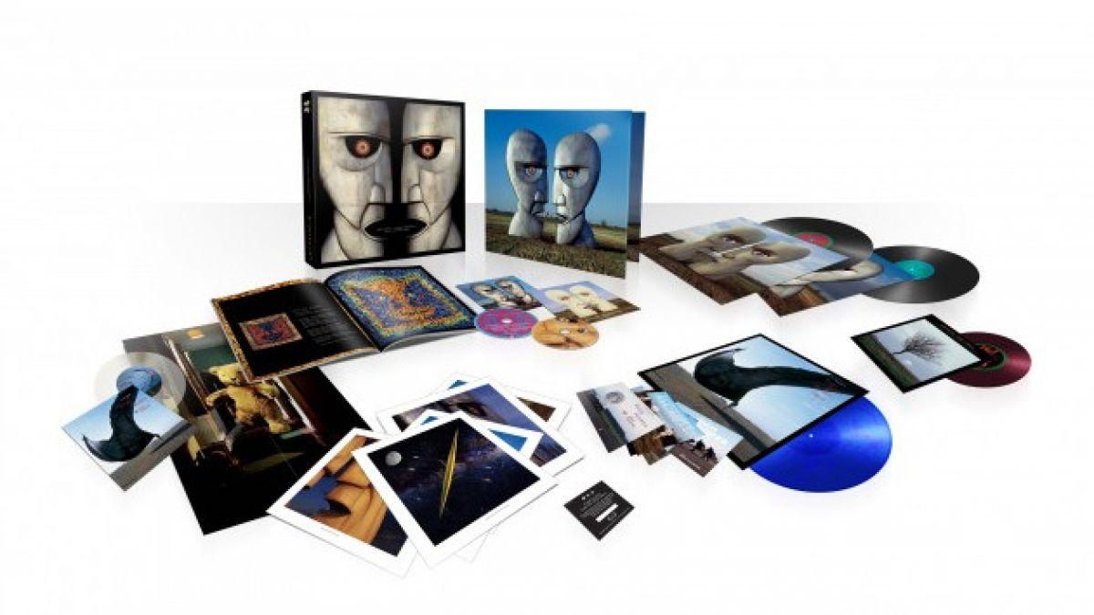Pink Floyd lanza caja de lujo por 20 años de Division Bell