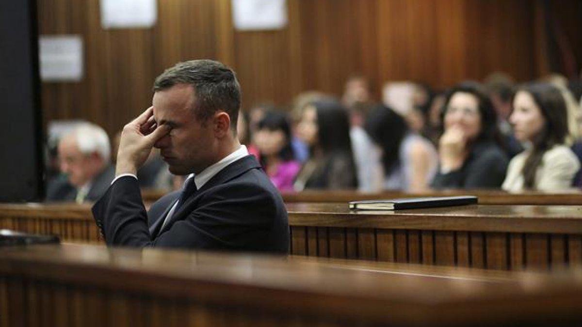Fiscalía acusa a Oscar Pistorius de mentir en fin de interrogatorio
