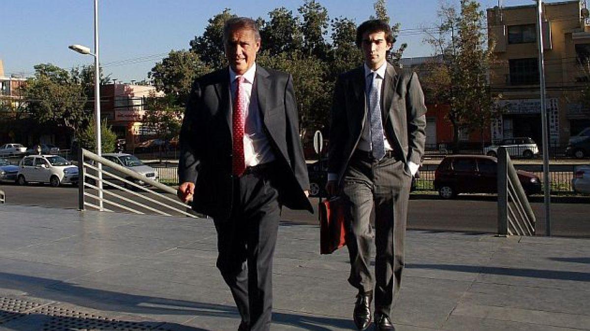 Caso Cascadas: Julio Ponce presenta recurso contra millonaria multa de la SVS
