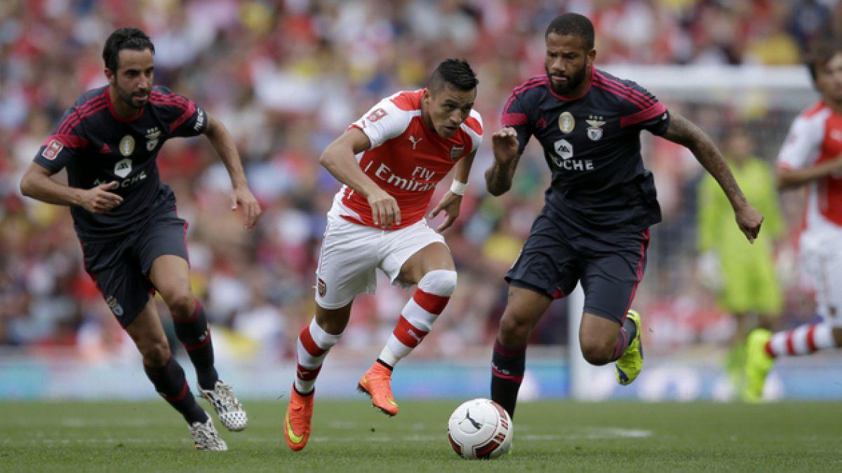 Alexis Sánchez se toma las portadas de medios deportivos ingleses