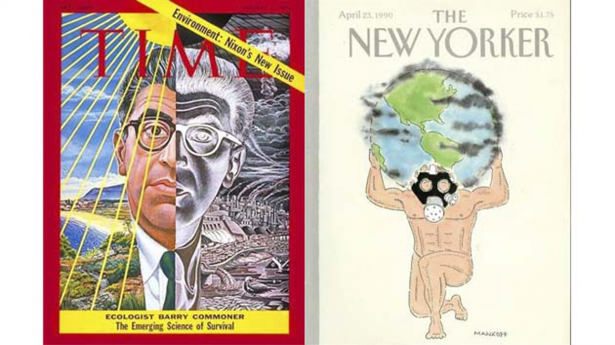 Las mejores portadas del Día de la Tierra