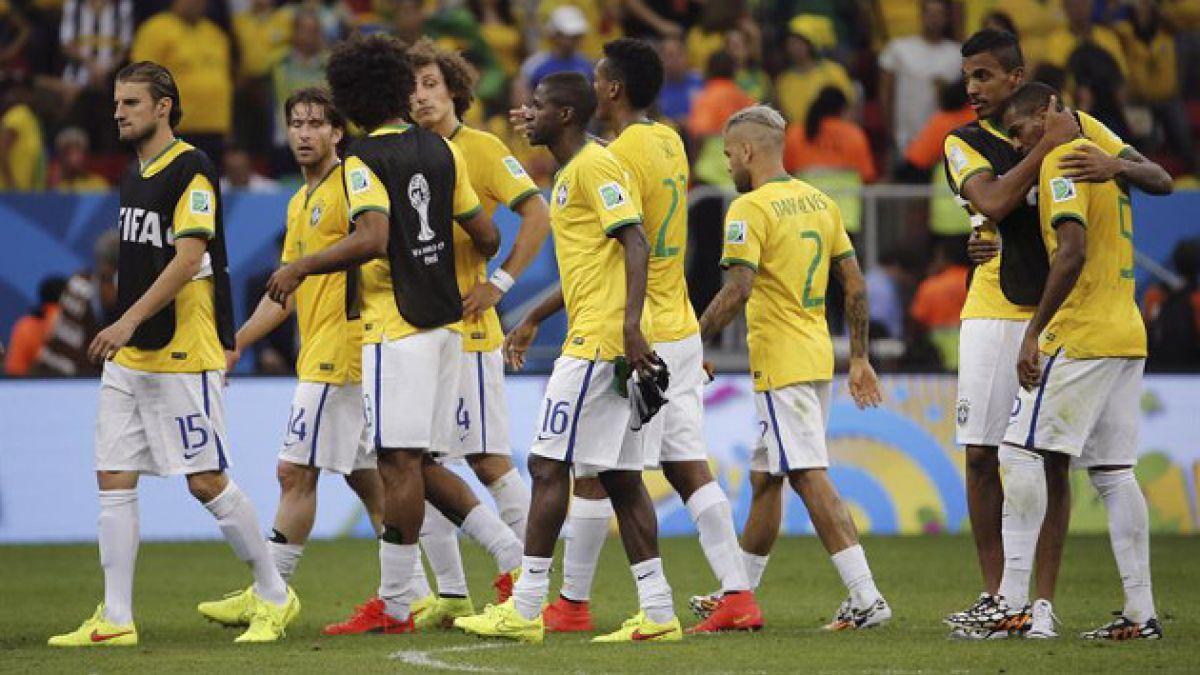 [FOTOS] Así reaccionó la prensa de Brasil a la desastrosa derrota y cuarto lugar de su selección
