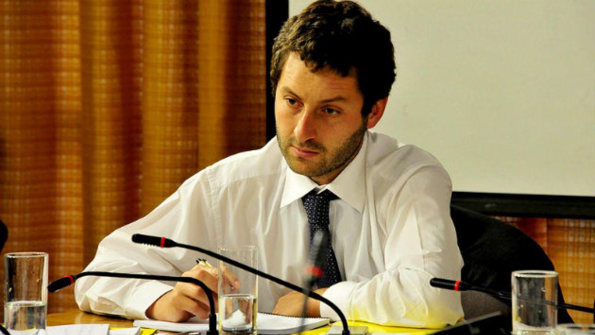 Diputado Coloma (UDI) ingresará proyecto para sancionar drásticamente a encapuchados