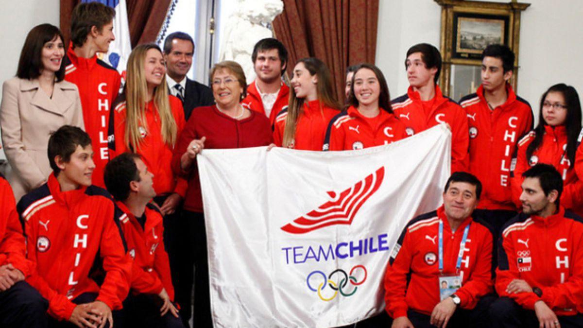 Presidenta Bachelet quiere que Chile se postule a los Panamericanos 2023