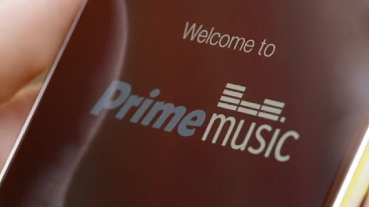 Amazon lanza servicio de música streaming