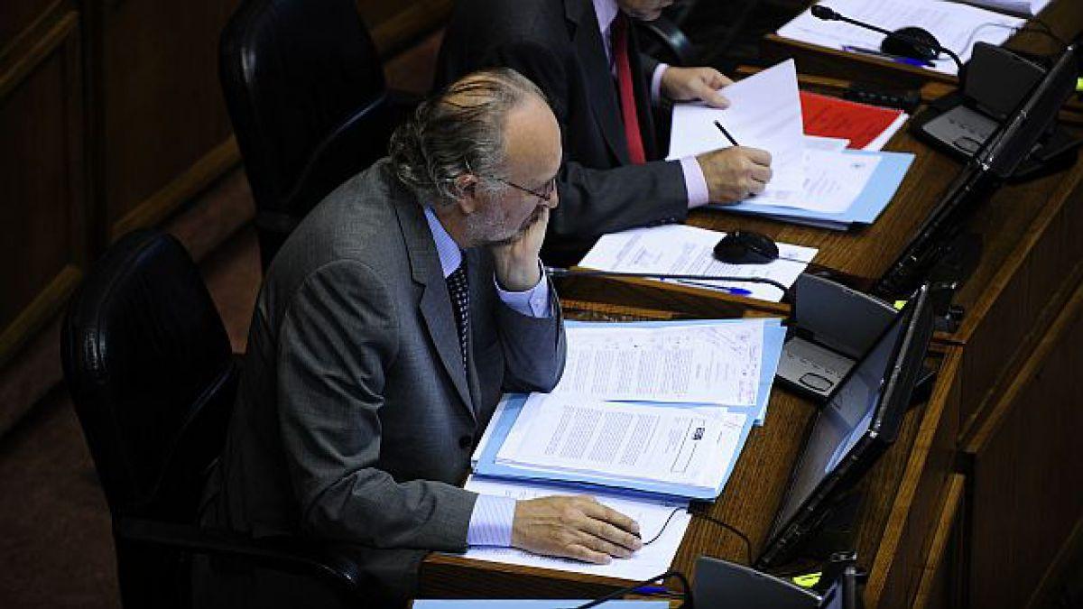 Comisión de Defensa del Senado fija sesión especial en Campo de Hielo Sur para establecer soberanía
