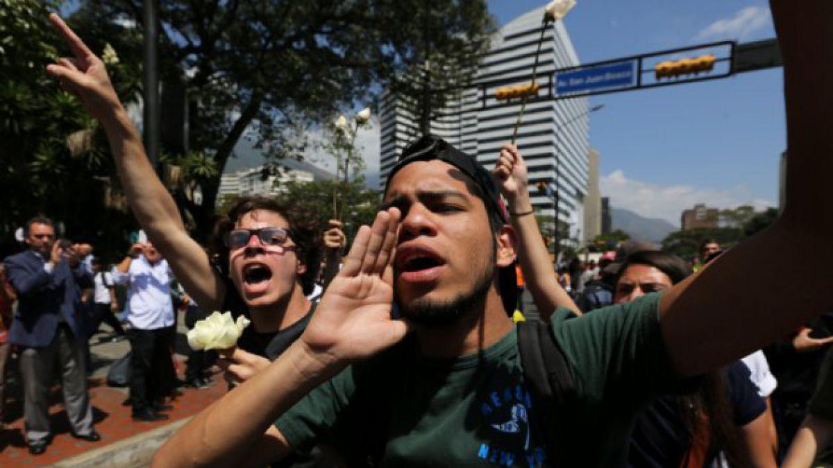 Crisis en Venezuela: Denuncian bloqueo a imágenes de Twitter