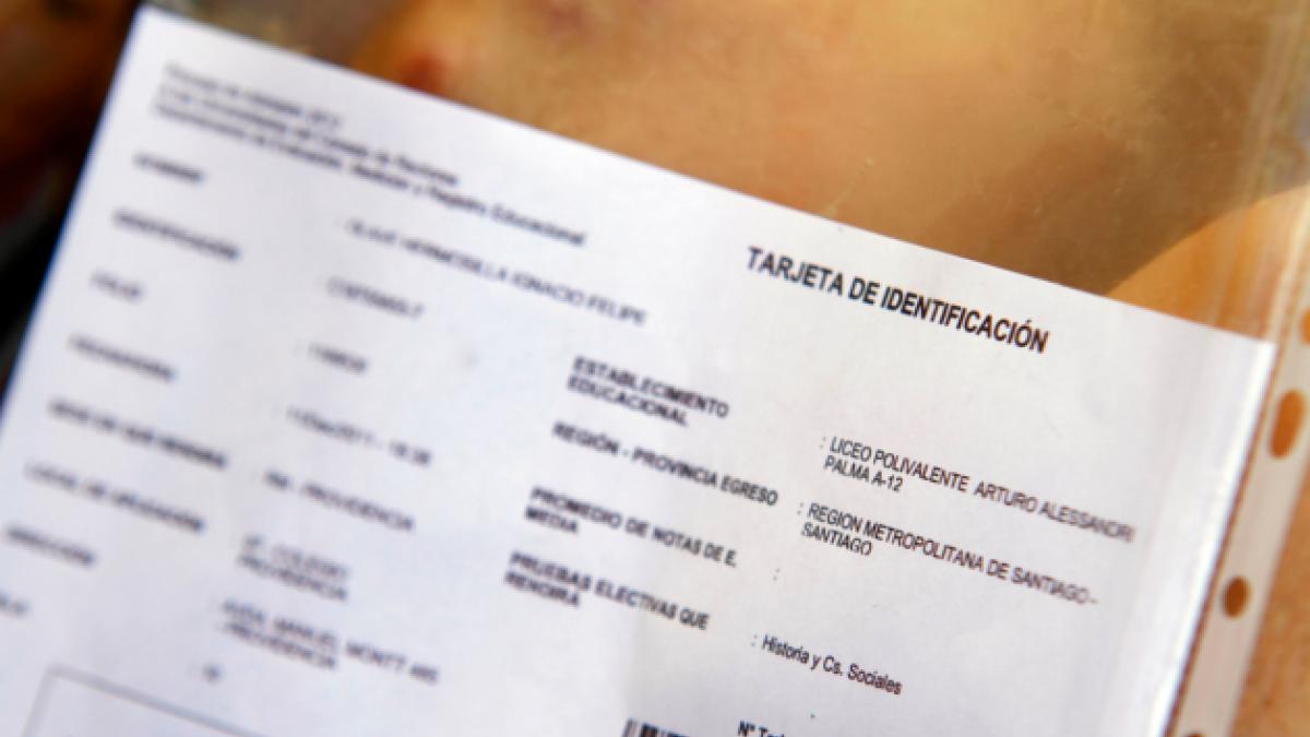 Ensayo revela que cambios a la PSU podrían favorecer a estudiantes de colegios municipales