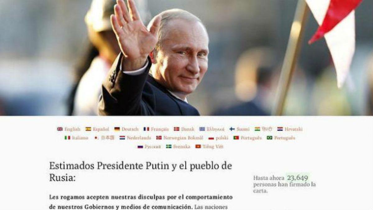 Cinco cosas que no sabías de Vladimir Putin
