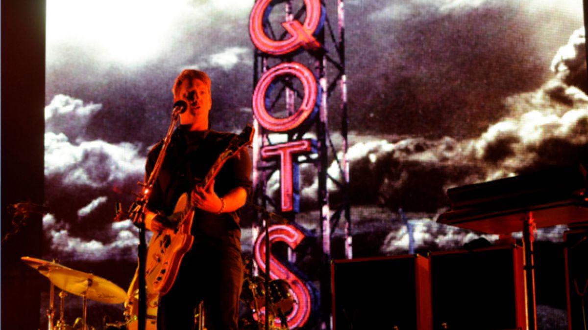Comienza venta de entradas para concierto de Queen of the Stone Age en Chile
