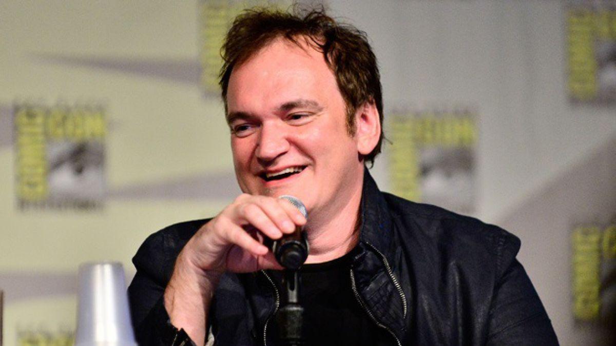 Esta es la primera imagen de la nueva película de Tarantino