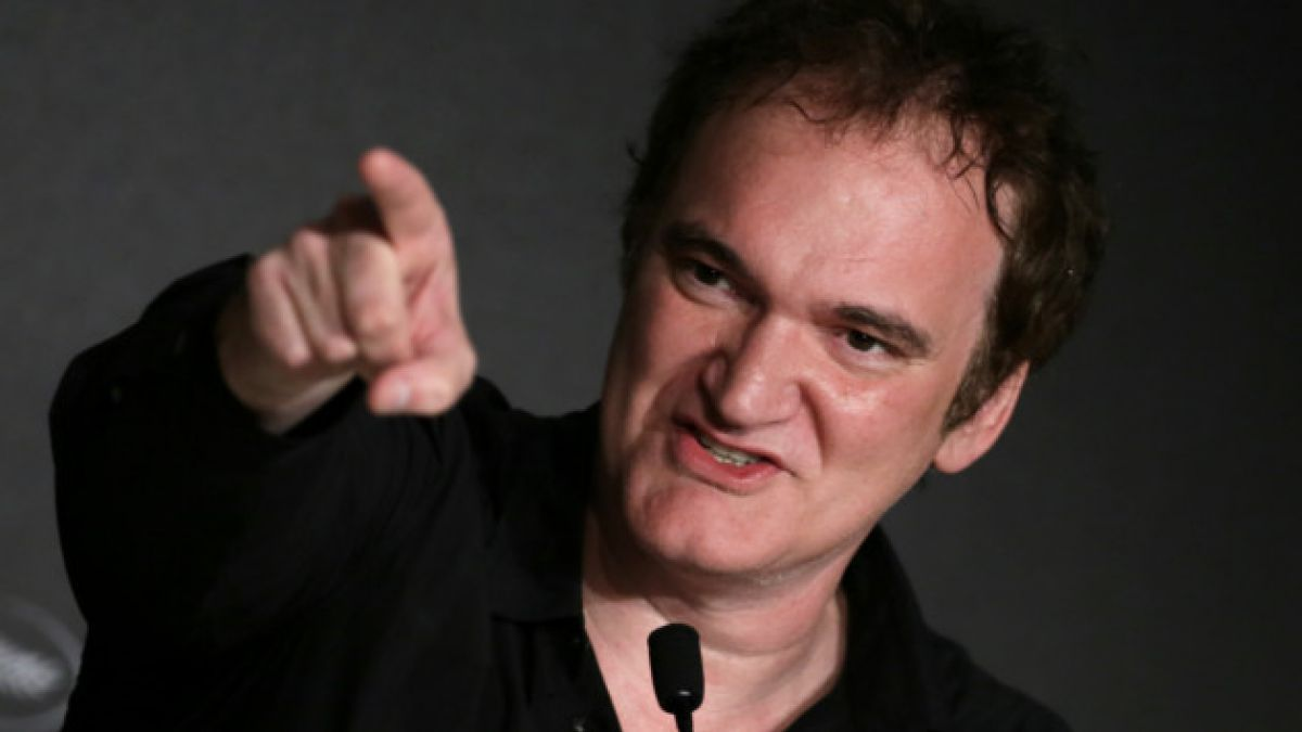 Quentin Tarantino quiere hacer mini serie de Django Desencadenado